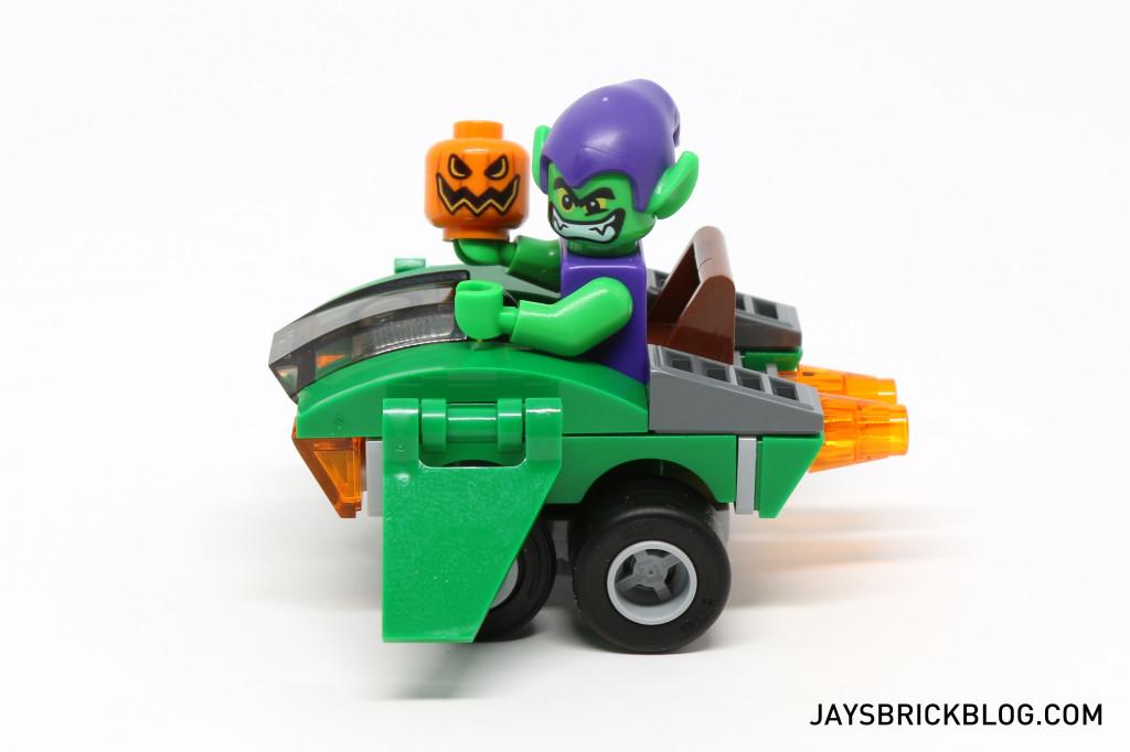 LEGO 76064 Spider-Man vs. Green Goblin - Glider