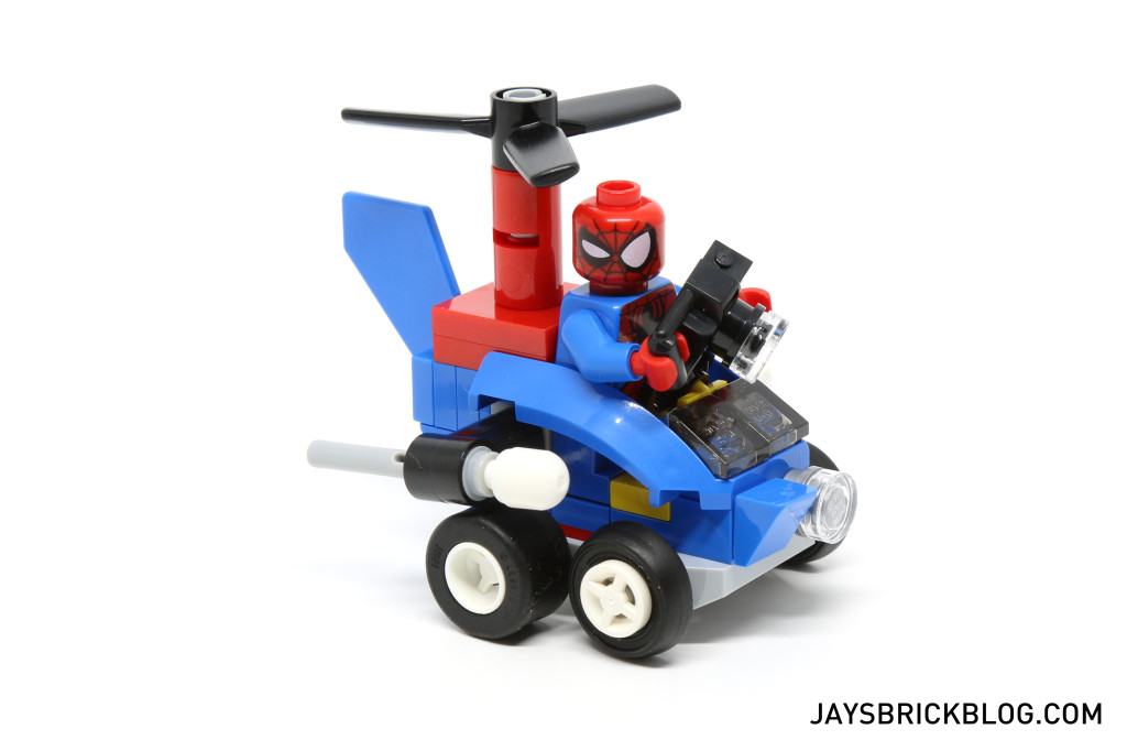 LEGO 76064 Spider-Man vs. Green Goblin - Helicopter