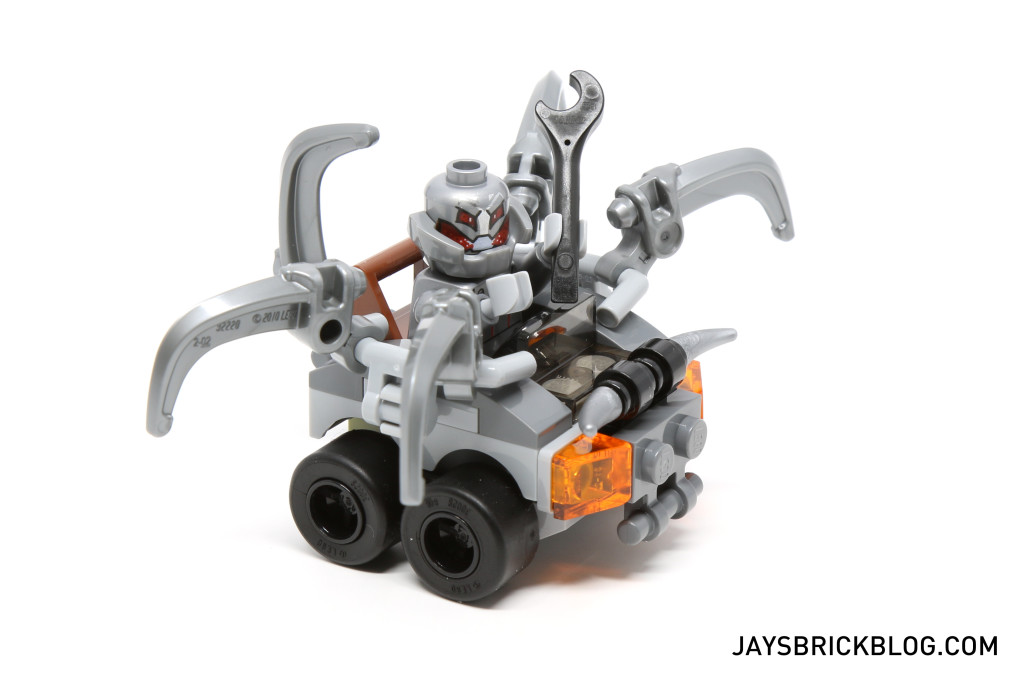 LEGO 76066 Hulk vs. Ultron - Ultron Vehicle