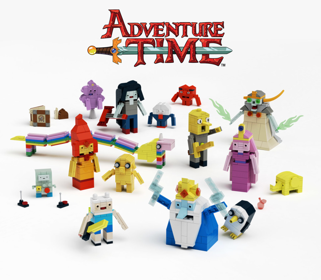LEGO Ideas Adventure Time Submission