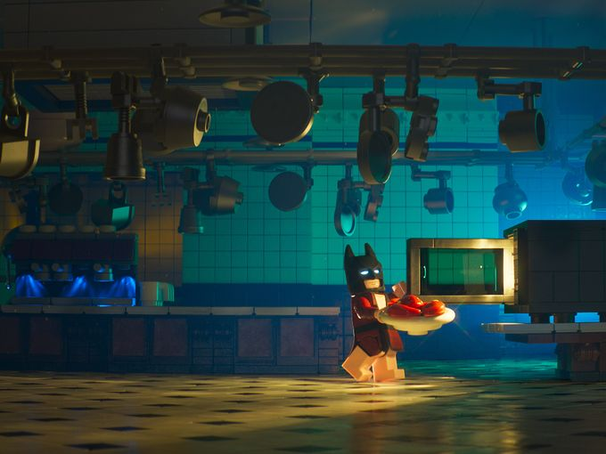 The LEGO Batman Movie - Batman's Kitchen