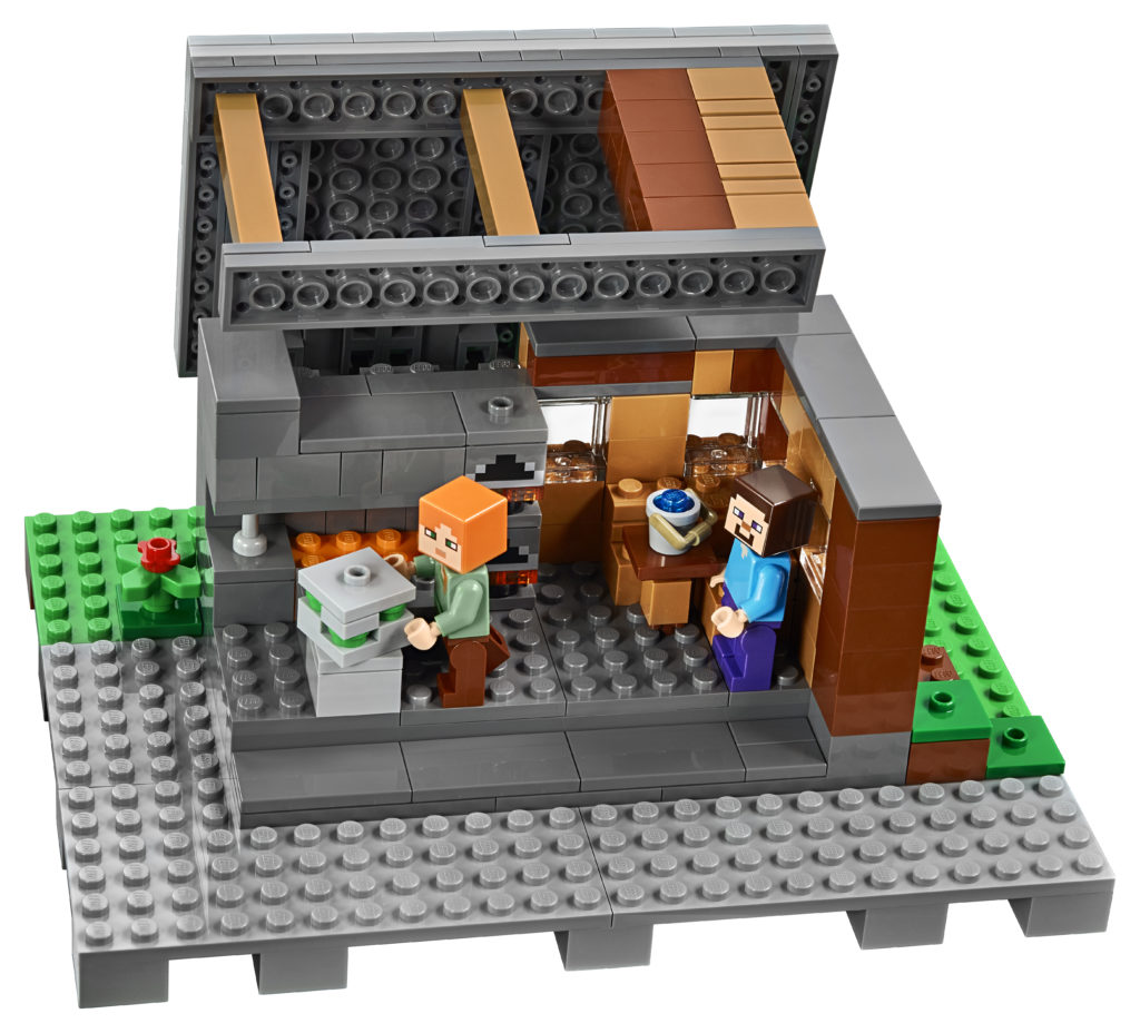 LEGO 21128 Minecraft The Village - Crafting Table