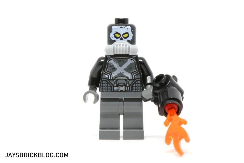 LEGO 76050 Crossbones Hazard Heist - Crossbones Minifigure