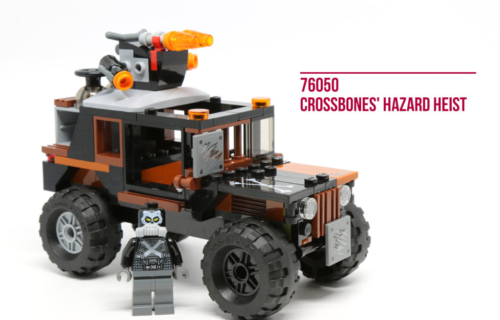 Review: LEGO 76050 Crossbones' Hazard Heist
