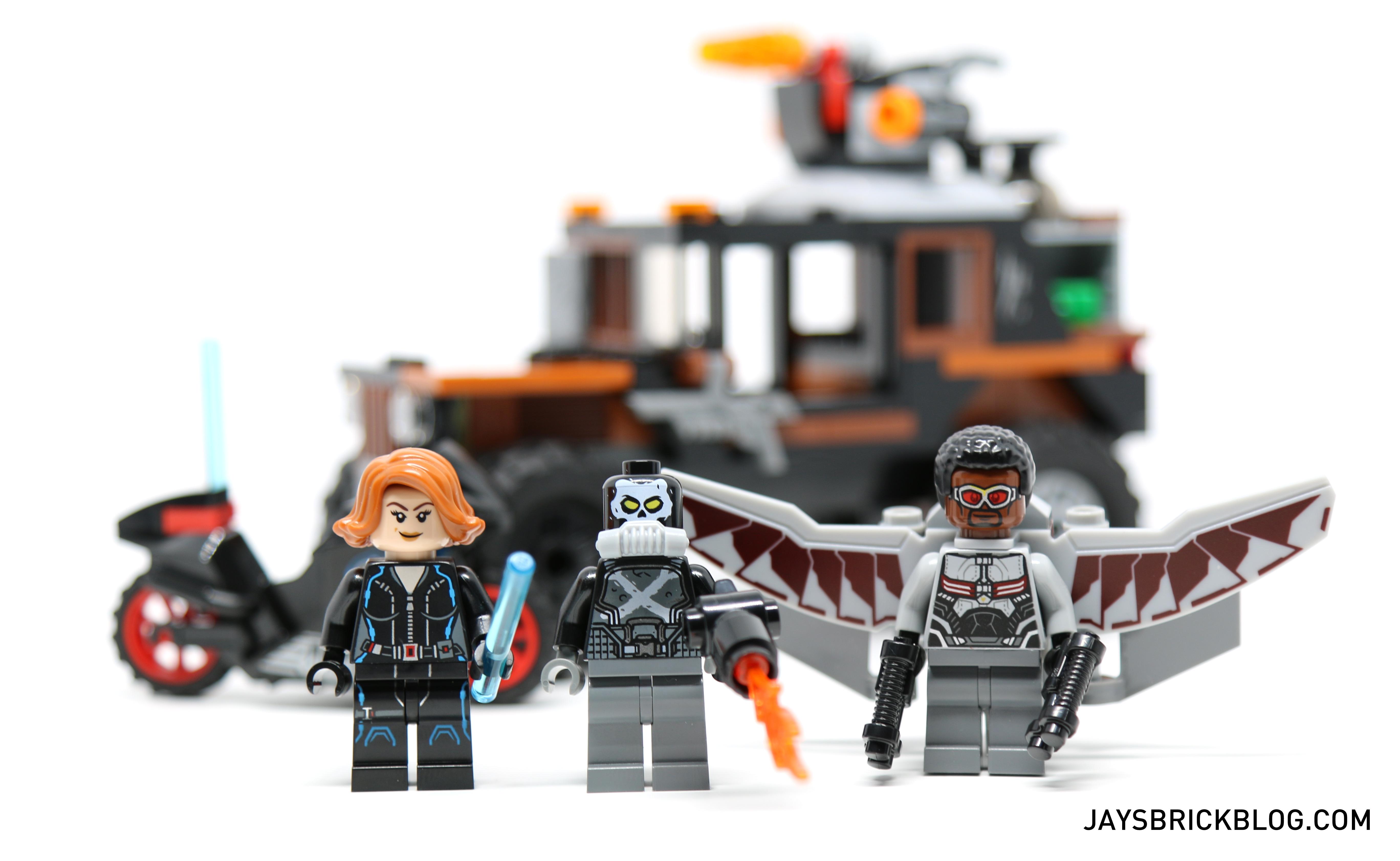 Marvel DC Lego mini figure FALCON 76050 captain america civil war LEGO Bau- & Konstruktionsspielzeug Baukästen & Konstruktion