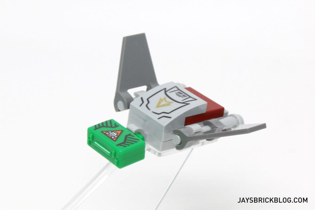 LEGO 76050 Crossbones' Hazard Heist - Redwing Drone