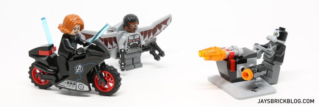 LEGO 76050 Crossbones Hazard Heist - Rooftop Gun Turret