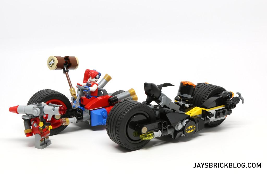 LEGO 76053 Gotham City Cycle Chase