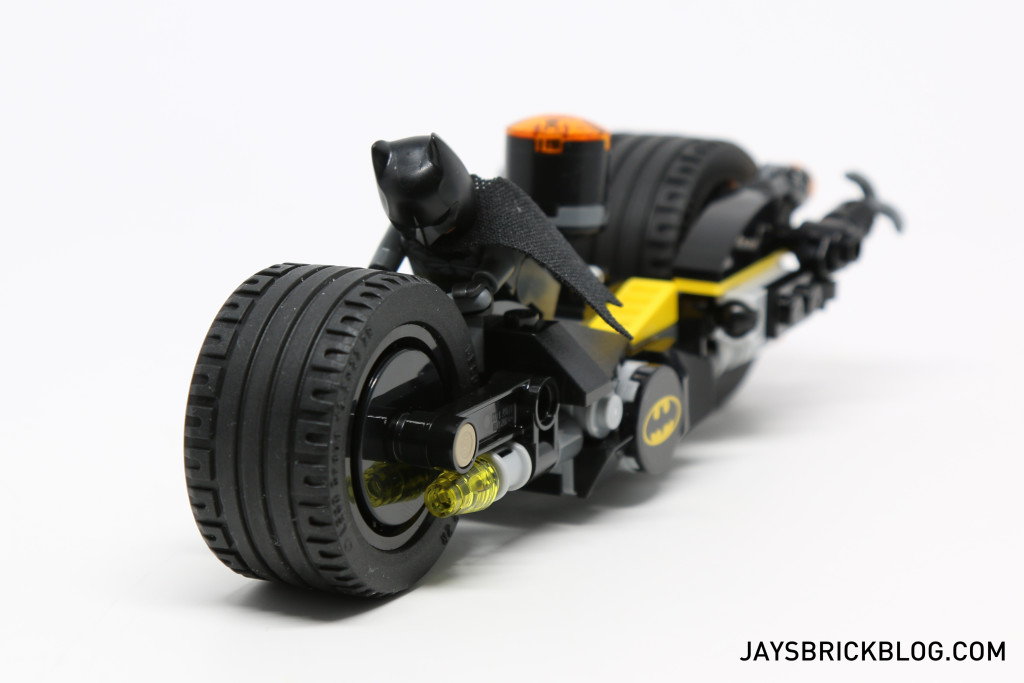 LEGO 76053 Gotham City Cycle Chase - Batcycle Wheel