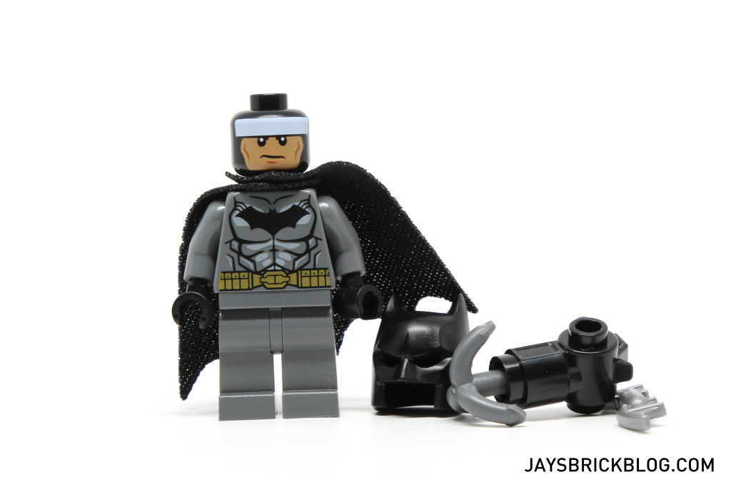 LEGO 76053 Gotham City Cycle Chase - Batman Minifig Head
