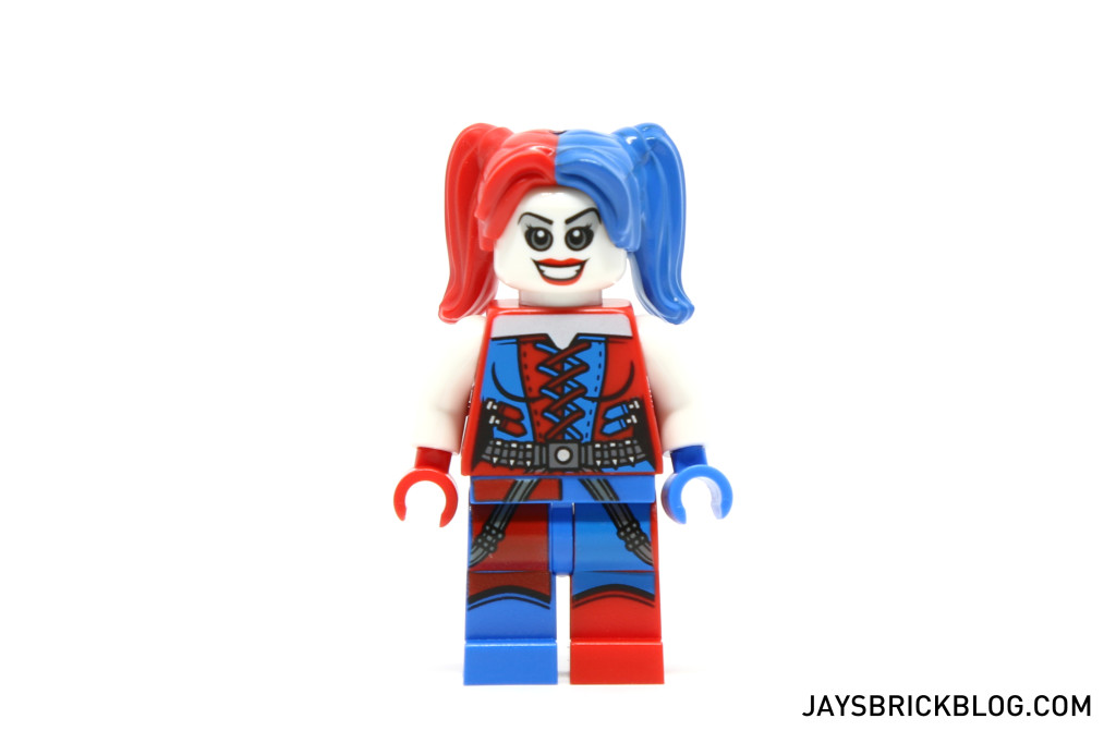 LEGO 76053 Gotham City Cycle Chase - Harley Quinn Minifigure