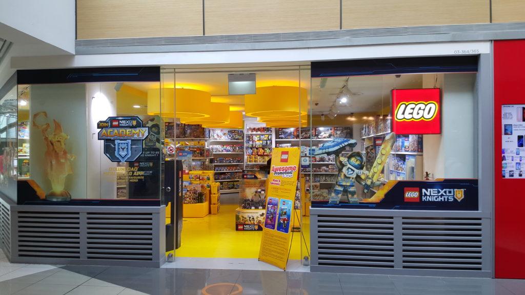 LEGO Certified Store Singapore - Suntec City