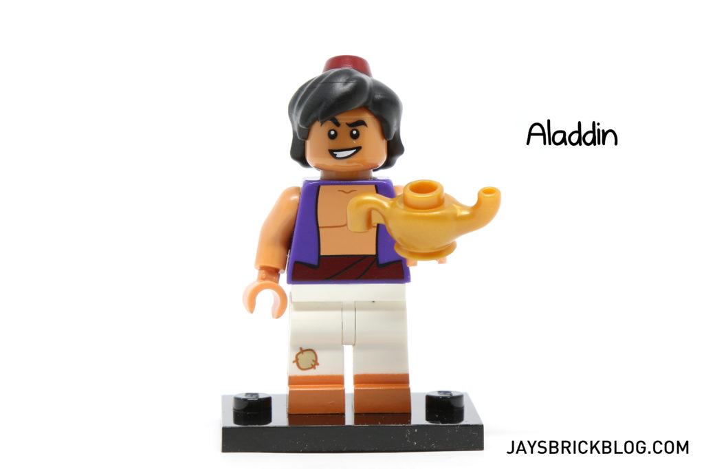 LEGO Disney Minifigures - Aladdin Minifig