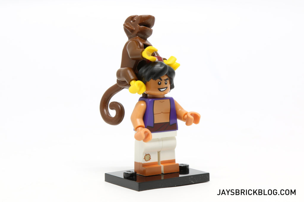 LEGO Disney Minifigures - Aladdin and Abu