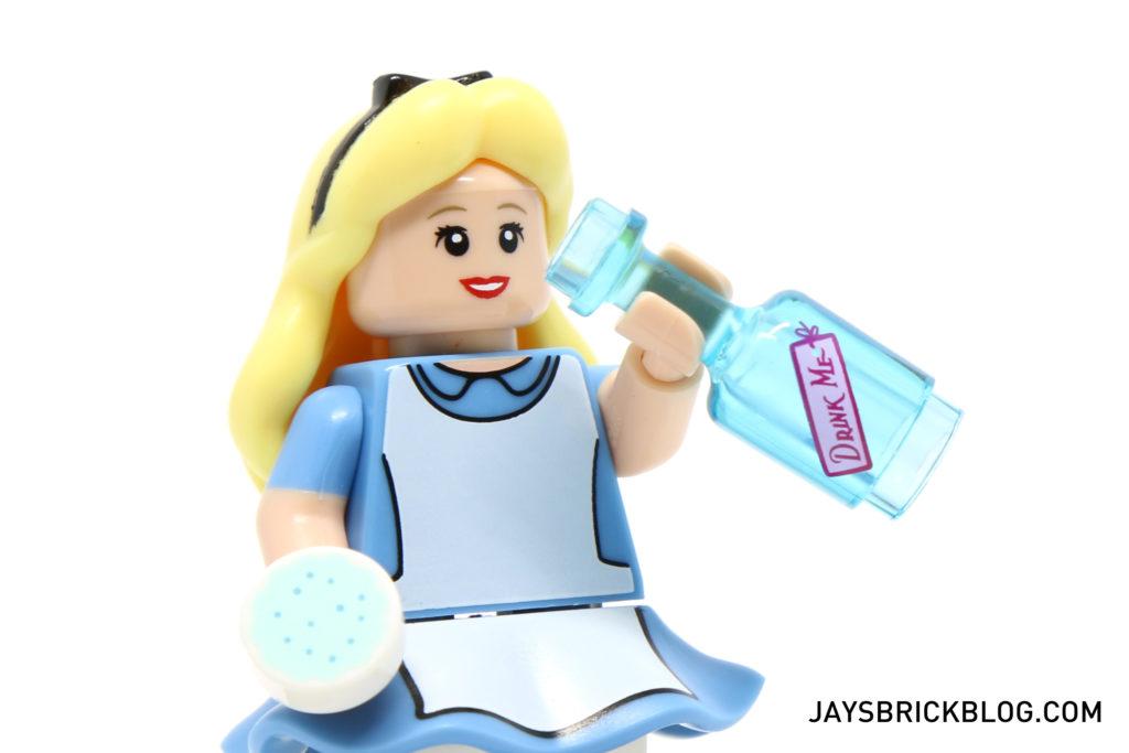LEGO Disney Minifigures - Alice Bottle