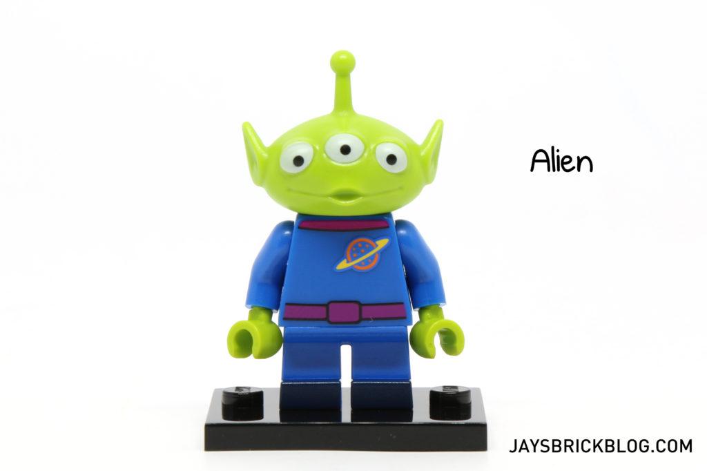 LEGO Disney Minifigures - Alien Minifig