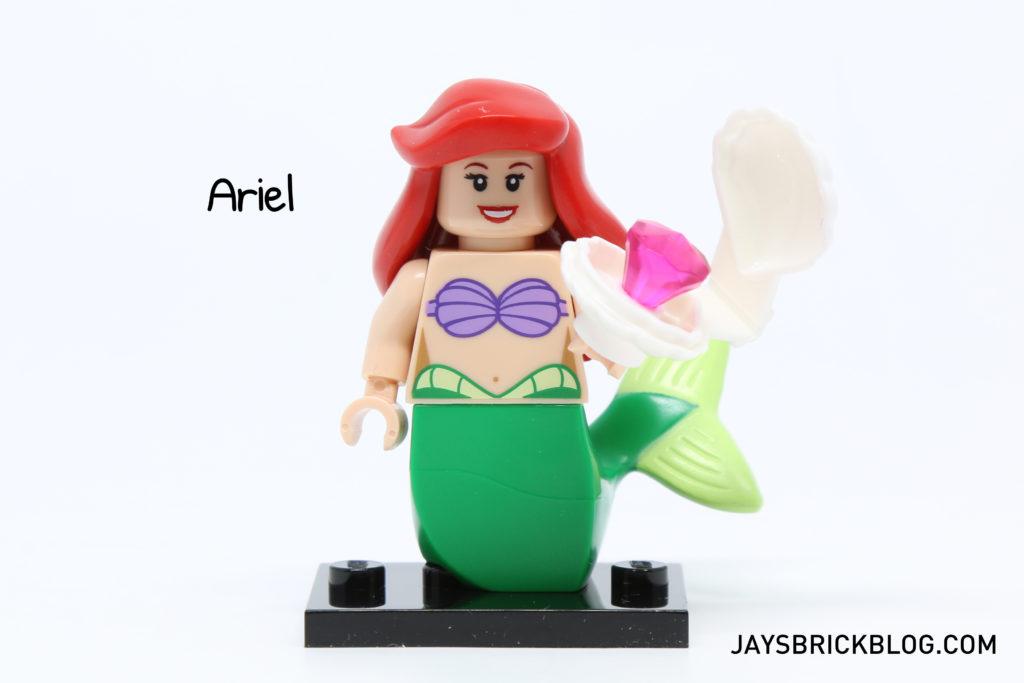 LEGO Disney Minifigures - Ariel Minifig