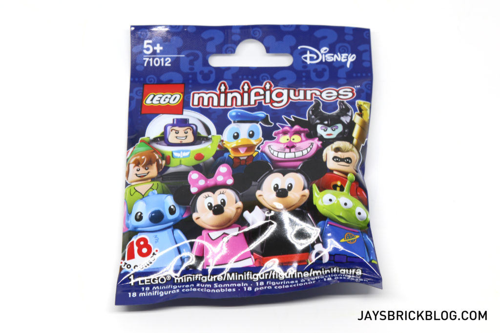 LEGO Disney Minifigures - Blind Bag