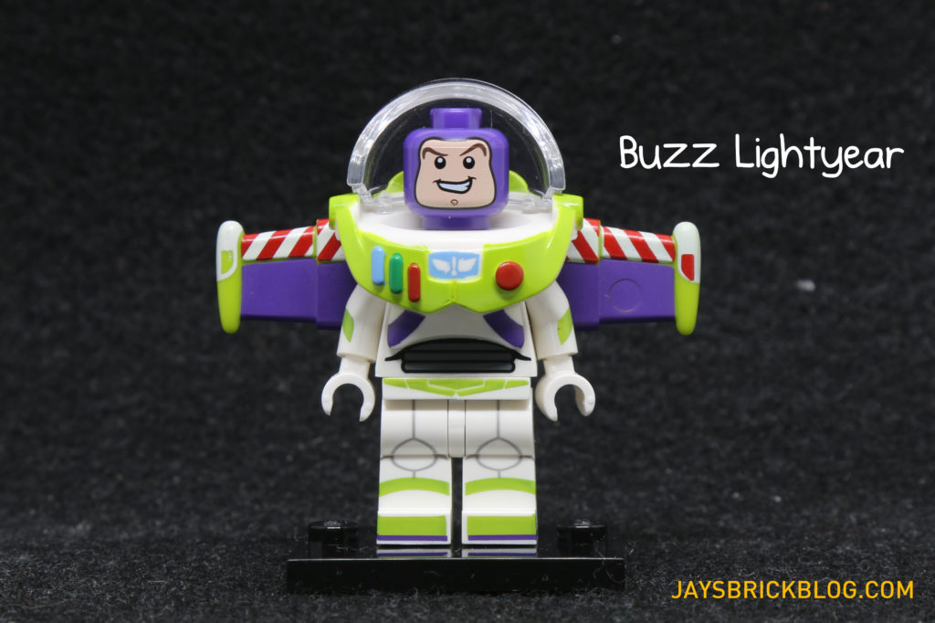 LEGO Disney Minifigures - Buzz Lightyear Minifig