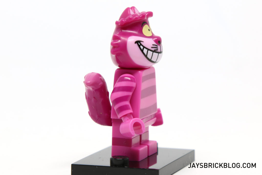 LEGO Disney Minifigures - Cheshire Cat Arm Printing