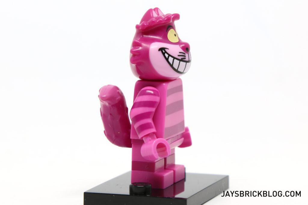 LEGO Disney Minifigures - Cheshire Cat Arm Printing
