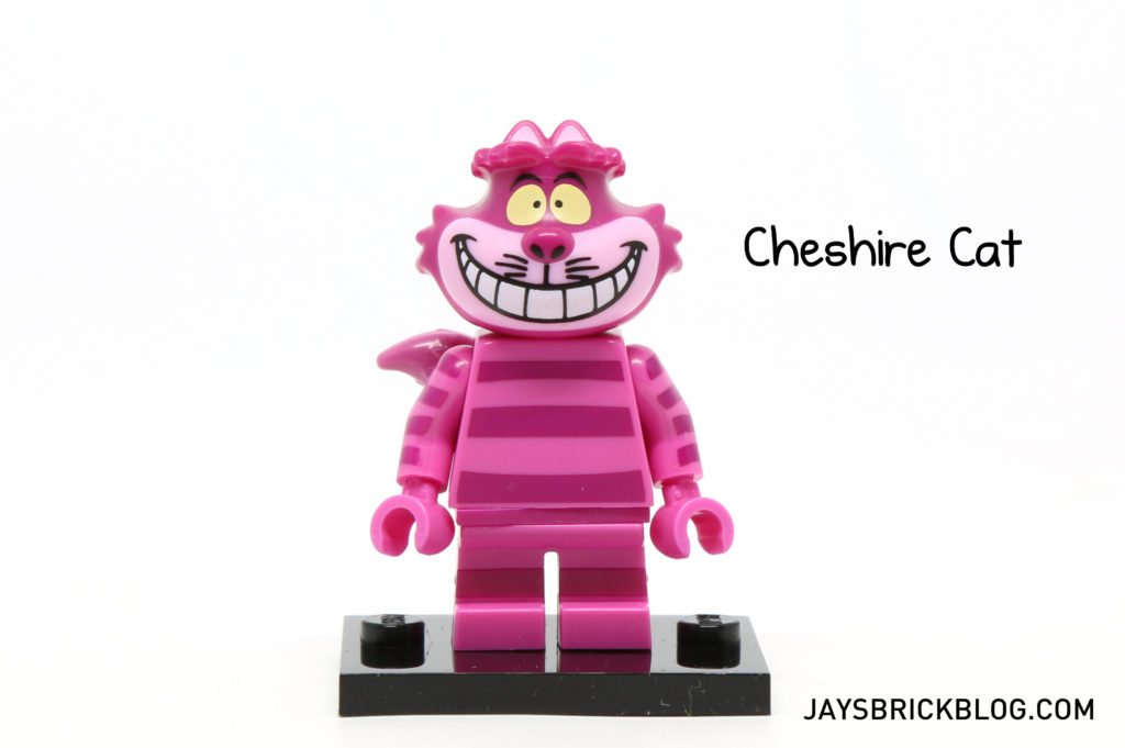 LEGO Disney Minifigures - Cheshire Cat Minifig