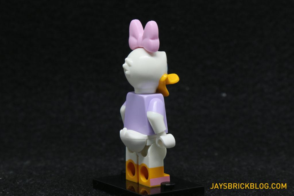 LEGO Disney Minifigures - Daisy Duck Back