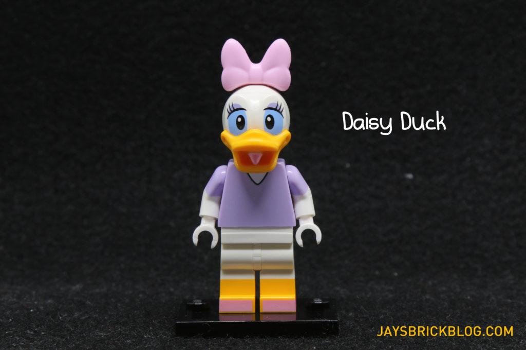 LEGO Disney Minifigures - Daisy Duck Minifig