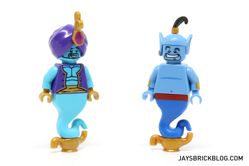 LEGO Disney Minifigures - Genie and Series 6 Genie
