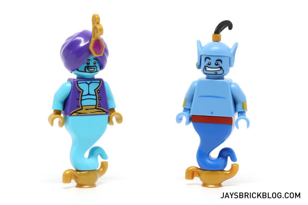 LEGO Disney Minifigures - Genie and Series 6 Genie
