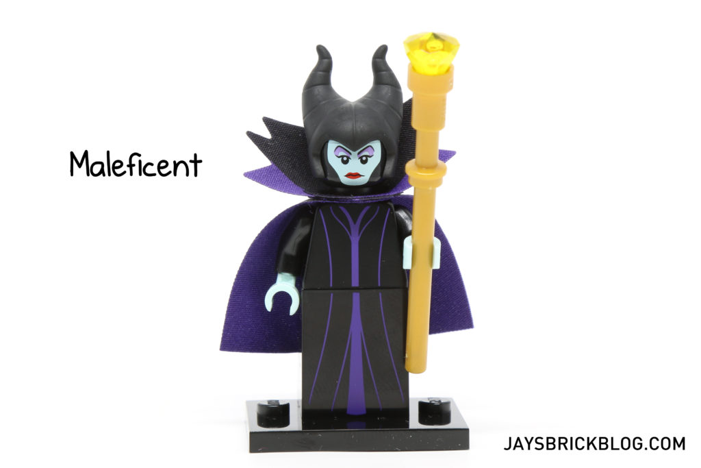 LEGO Disney Minifigures - Maleficent Minifig