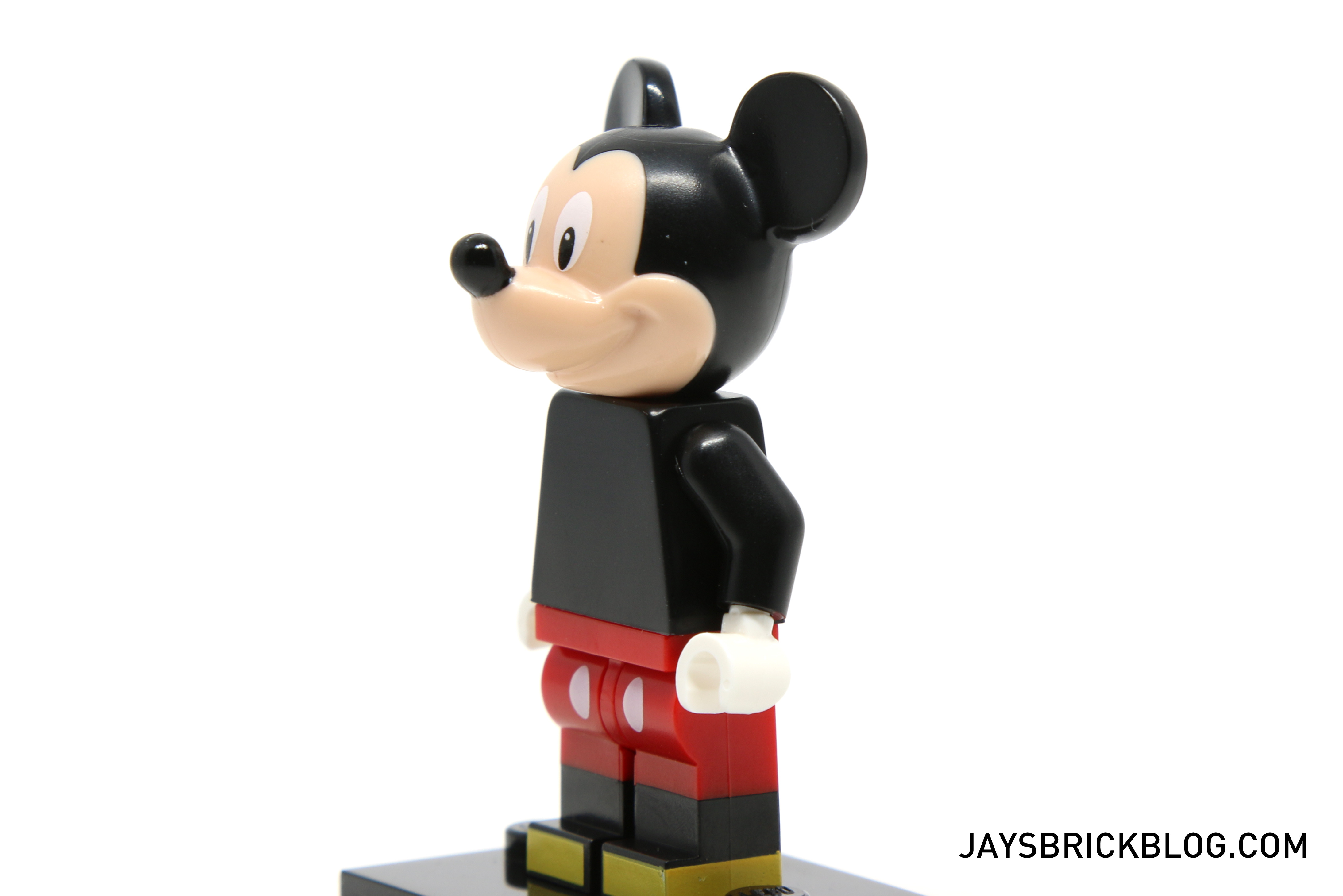 how to build a lego mouse