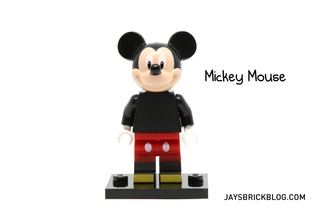 LEGO Disney Minifigures - Micky Mouse Minifigure