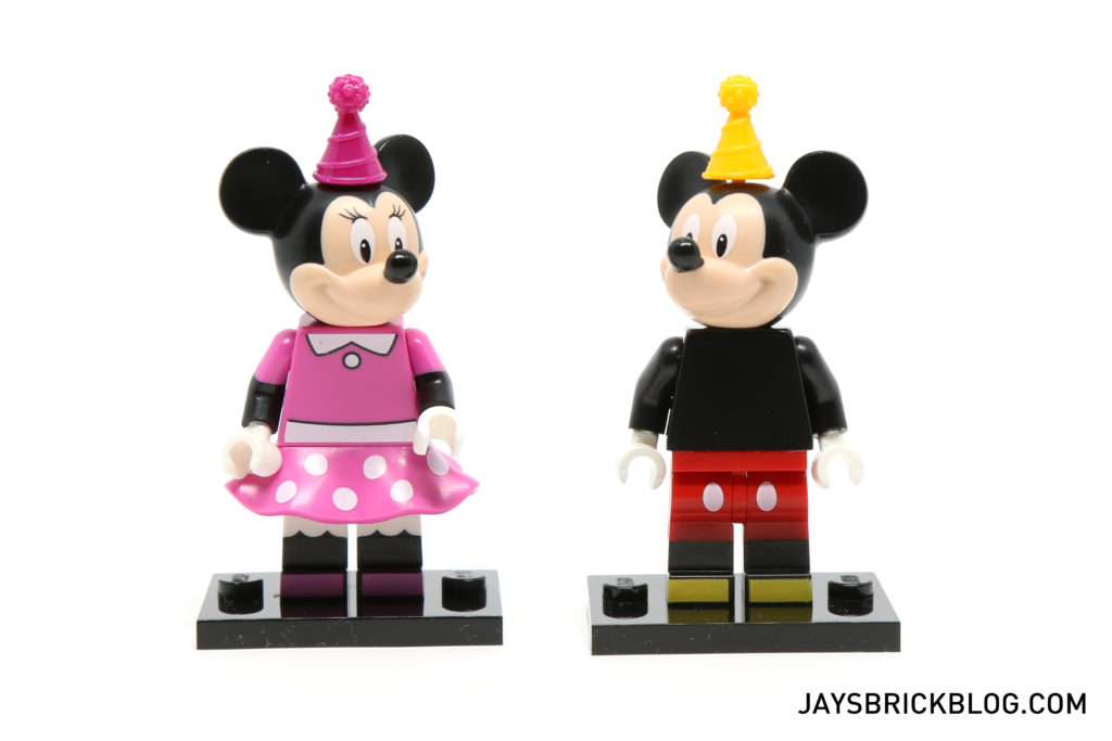 LEGO Disney Minifigures - Micky and Minnie