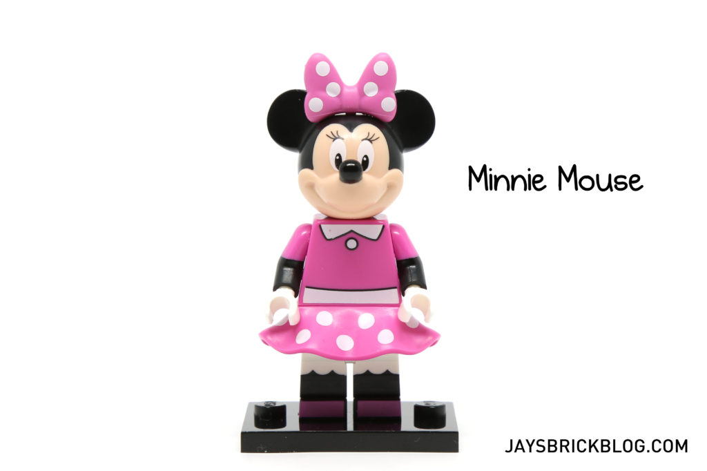 LEGO Disney Minifigures - Minnie Mouse Minifigure