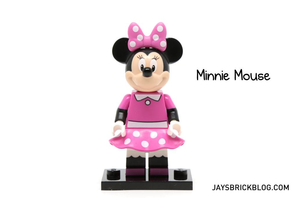 LEGO Disney Minifigures - Minnie Mouse Minifigure