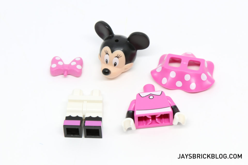 LEGO Disney Minifigures - Minnie Mouse Parts