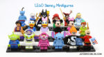 LEGO Disney Minifigures Series 1