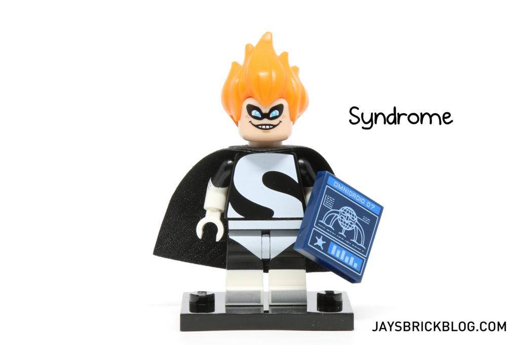 LEGO Disney Minifigures - Syndrome Minifig