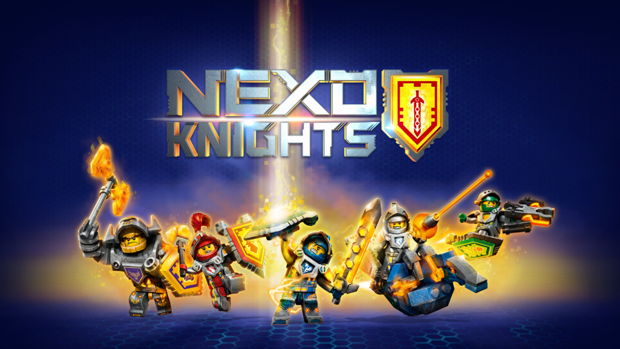 an interview with lego nexo knights designer frederic. Black Bedroom Furniture Sets. Home Design Ideas