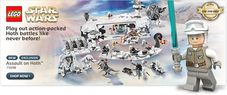 Assault on Hoth Promo