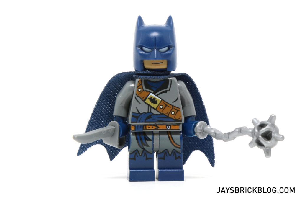 DK LEGO DC Comics Super Heroes Character Encyclopedia - Pirate Batman Minifigure