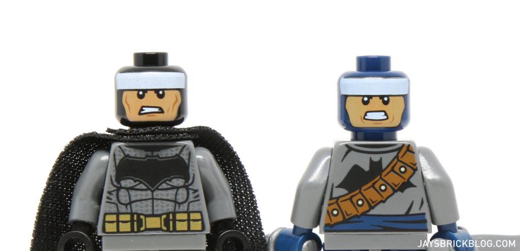 DK LEGO DC Comics Super Heroes Character Encyclopedia - Pirate Batman Skin Tone