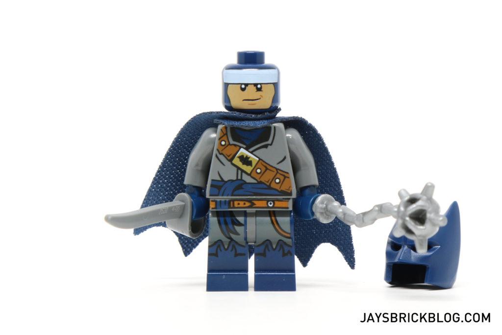 DK LEGO DC Comics Super Heroes Character Encyclopedia - Pirate Batman without cowl