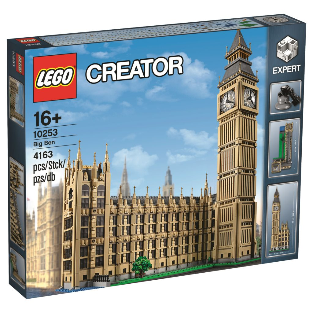 LEGO 10253 Big Ben - Box Front