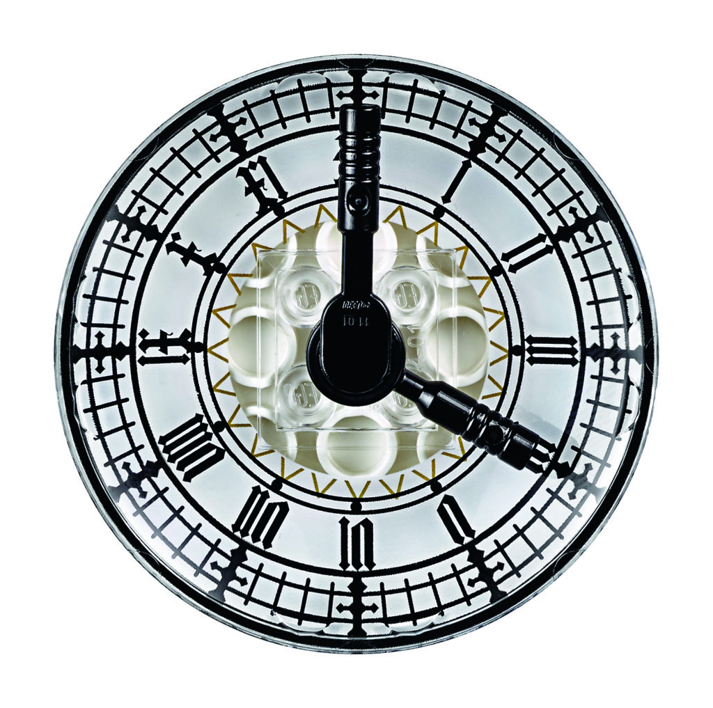 LEGO 10253 Big Ben - Clockface