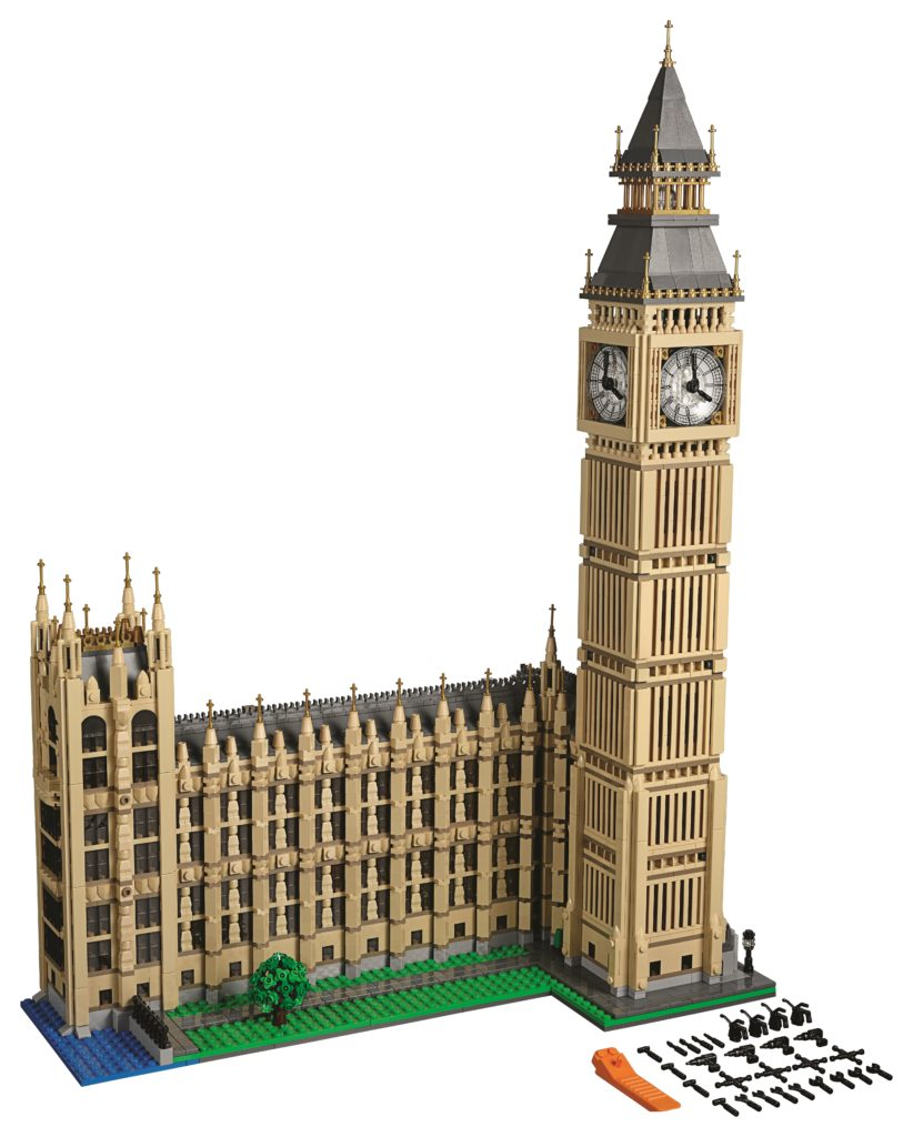 LEGO 10253 Big Ben - Product Photo
