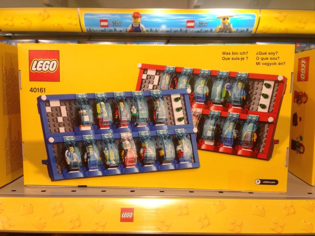 LEGO 40161 What Am I - Back of Box