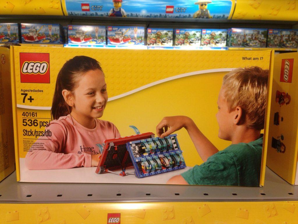 LEGO 40161 What Am I - Box