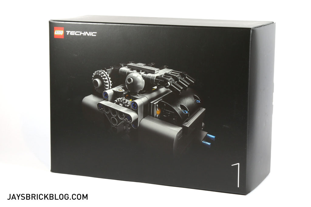 LEGO 42056 Technic Porsche 911 GT3 RS - Box 1